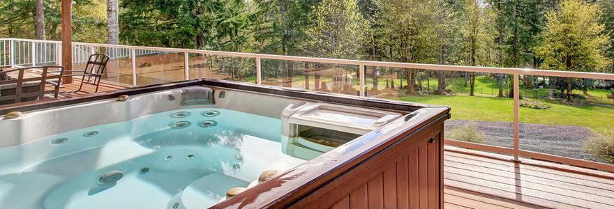 avantages du spa de nage